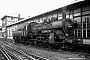 "Henschel  14317 - DB ""038 357-0"" 26.03.1969 - Rottweil, BahnbetriebswerkUlrich Budde"