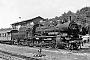 """Henschel  14317 - DB """"38 2357"""" 13.09.1969 - Oberlauchringen, BahnhofKarl-Friedrich Seitz"""
