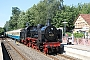 """Henschel  15695 - SEMB """"38 2267"""" 23.08.2015 - Mettmann, StadtwaldThomas Wohlfarth"""