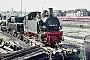 "Henschel 16132 - DB  ""099 651-2"" 09.08.1969 - Heilbronn, BahnbetriebswerkHelmut Philipp"