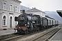 """Henschel 16359 - DB """"038 382-8"""" 02.04.1973 - Hausach, BahnhofKlaus Heckemanns"""