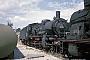 """Henschel 16359 - DB """"038 382-8"""" 09.07.1974 - Rottweil, BahnbetriebswerkMartin Welzel"""