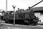 "Henschel 20180 - DB  ""078 482-7"" 02.07.1968 - Aalen, BahnbetriebswerkUlrich Budde"
