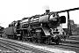 "Henschel 20837 - DB ""01 034"" 08.10.1961 - Hagen-Eckesey, BahnbetriebswerkHerbert Schambach"