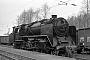 "Henschel 20858 - VMD ""62 1015-9"" 18.04.1983 - Klingenberg-Colmnitz, BahnhofArchiv Stefan Kier"