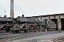 """Henschel 22003 - DB """"03 032"""" __.__.196x - Köln, Bahnbetriebswerk DeutzerfeldKlaus Adam [†] (Archiv Stefan Carstens)"""