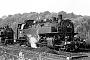 """Henschel 22253 - DB """"086 174-0"""" 28.07.1969 - Coburg, BahnbetriebswerkUlrich Budde"""