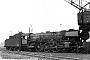 "Henschel 22460 - DB ""001 103-1"" 09.08.1972 - Hof, BahnbetriebswerkUlrich Budde"