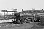 """Henschel 22460 - DB """"001 103-1"""" 02.03.1969 - Paderborn, BahnbetriebswerkHelmut Beyer"""