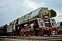 """Henschel 22464 - DR """"01 0517-1"""" 05.06.1982 - Erfurt, Bahnhof WestRudi Lautenbach"""