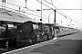 """Henschel 22573 - DB """"01 131"""" 07.03.1966 - Stuttgard-Bad Cannstadt, BahnhofKarl-Friedrich Seitz"""