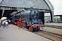 "Henschel 22579 - DR ""01 2137-6"" 16.05.1981 - Dresden, HauptbahnhofArchiv Stefan Kier"