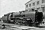 """Henschel 22579 - DR """"01 2137-6"""" 11.06.1983 - Glauchau (Sachsen), BahnbetriebswerkRudi Lautenbach"""
