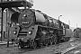 "Henschel 22581 - DR ""01 0510-6"" 26.09.1980 - Saalfeld, BahnbetriebswerkHelmut Philipp"