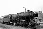 """Henschel 22698 - DB """"001 150-2"""" 27.07.1968 - Hof, HauptbahnhofUlrich Budde"""