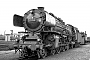 """Henschel 22698 - DB """"001 150-2"""" 03.04.1968 - Hof, BahnbetriebswerkKarl-Friedrich Seitz"""