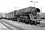 """Henschel 22701 - DR """"01 0508-0"""" 25.08.1976 - Saalfeld (Saale)Werner Wölke"""