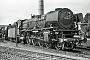 "Henschel 22712 - DB ""001 164-3"" 15.08.1969 - Hof, BahnbetriebswerkHelmut Philipp"