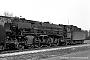 """Henschel 22720 - DB """"001 172-6"""" 22.04.1968 - Rheine, BahnbetriebswerkUlrich Budde"""