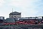 "Henschel 22721 - DB ""001 173-4"" 02.06.1973 - Hof, BahnbetriebswerkUlrich Budde"