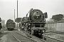 """Henschel 22921 - DB """"01 178"""" 16.05.1960 - Hannover, Bahnbetriebswerk Hannover OstWerner Rabe (Archiv Ludger Kenning)"""