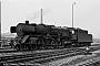 """Henschel 23245 - DB """"01 193"""" 23.12.1957 - Hamm, Bahnbetriebswerk PHerbert Schambach"""