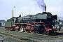 """Henschel 23252 - DB """"001 200-5"""" 03.04.1969 - Hof, HauptbahnhofUlrich Budde"""
