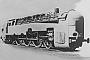 """Henschel 23515 - DRB """"61 002"""" __.0x.1939 - Kassel, Henschel-WerkWerkbild Henschel"""