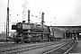 """Henschel 24265 - DB """"044 096-6"""" 21.03.1972 - Porz-Gremberghoven, Bahnbetriebswerk GrembergMartin Welzel"""