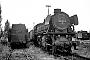 """Henschel 24314 - DB """"041 012-6"""" 22.08.1969 - Rheine, BahnbetriebswerkKarl-Hans Fischer"""