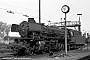 """Henschel 24323 - DB """"042 021-6"""" 22.04.1968 - Rheine, BahnbetriebswerkUlrich Budde"""