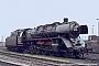 """Henschel 24325 - DB """"41 023"""" 06.05.1967 - Rheine, BahnbetriebswerkHerbert Schambach"""