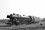"""Henschel 24353 - DB """"41 051"""" 02.06.1958 - Braunschweig, AusbesserungswerkWolfgang Illenseer"""