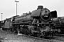 """Henschel 24354 - DB """"042 052-1"""" 07.10.1968 - Rheine, BahnbetriebswerkUlrich Budde"""