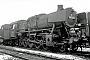 """Henschel 24358 - DB  """"050 004-1"""" __.__.1969 - Heilbronn, BahnbetriebswerkHelmut H. Müller"""