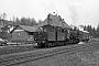"Henschel 24635 - DB ""052 404-1"" 26.04.1975 - Bad Marienberg, BahnhofBruno Georg"
