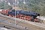 """Henschel 24635 - DB """"052 404-1"""" 01.11.1979 - Paderborn, AusbesserungswerkBernhard Bauer"""