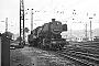 """Henschel 24654 - DB  """"050 034-8"""" 15.06.1971 - Dillenburg, BahnbetriebswerkKarl-Hans Fischer"""