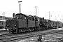 """Henschel 24662 - DB  """"50 042"""" 30.05.1966 - Münster (Westfalen), BahnbetriebswerkReinhard Gumbert"""