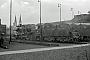 "Henschel 24670 - DB  ""50 050"" 27.03.1967 - Soest, BahnbetriebswerkHelmut Beyer"