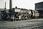 """Henschel 24742 - DB  """"50 122"""" __.03.1964 - HannoverWerner Rabe (Archiv Ludger Kenning)"""