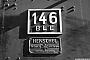 """Henschel 24932 - BLE """"146"""" __.__.1968 - Butzbach-OstHelmut H. Müller"""