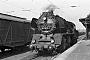 "Henschel 24976 - DR ""50 3519-1"" 28..05.1988 - Sankt Egidien, BahnhofJoachim Richling (Archiv Stefan Kier)"