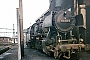"Henschel 25769 - DB  ""050 550-3"" 23.04.1975 - Bw Bremen RbfNorbert Rigoll (Archiv Norbert Lippek)"