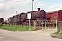 """Henschel 25843 - Privat """"50 3707"""" 25.08.1996 - Staßfurt, TraditionsbahnbetriebswerkHeiko Müller"""