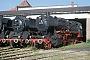 """Henschel 25862 - BEM """"50 778"""" 25.08.2001 - Nördlingen, Bayerisches EisenbahnmuseumIngmar Weidig"""