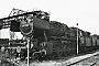 """Henschel 25862 - DB """"050 778-0"""" 17.07.1974 - Lehrte, BahnbetriebswerkKlaus Görs"""