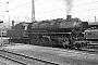 """Henschel 25999 - DB  """"044 390-3"""" 21.08.1975 - Altenbeken, BahnhofMichael Hafenrichter"""