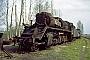 "Henschel 26004 - DR ""44 2264-8"" 09.05.1991 - Guben, BahnbetriebswerkTilo Reinfried"