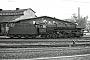"""Henschel 26013 - DB """"044 404-2"""" 03.05.1973 - Ansbach, BahnbetriebswerkMartin Welzel"""